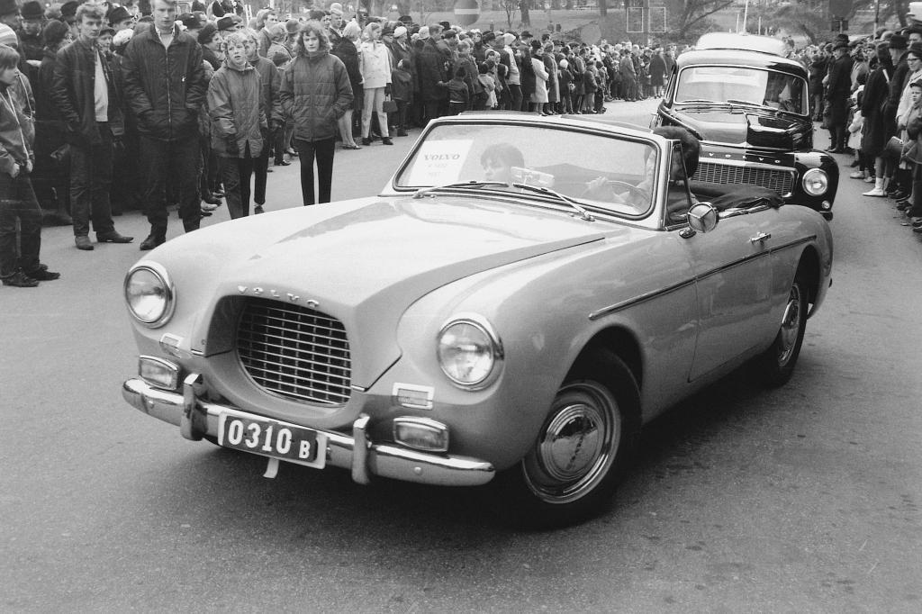Volvo Sport P 1900 Jahr 1956 bei Feierlichkeiten zu 40 Jahre Volvo 1967