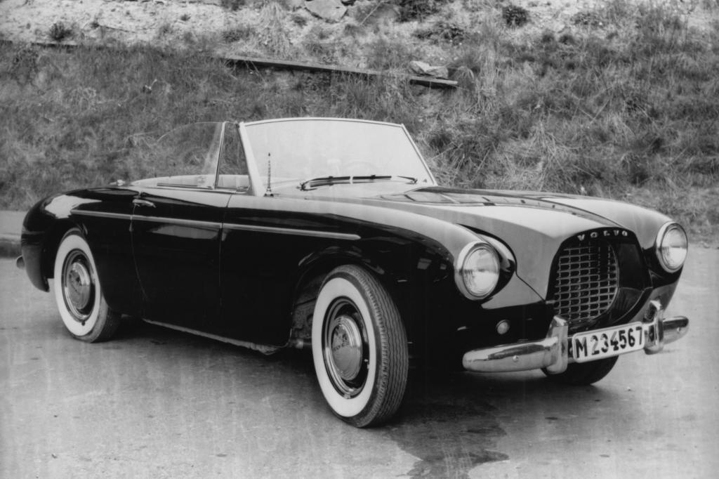 Volvo Sport P 1900 Prototyp 1954