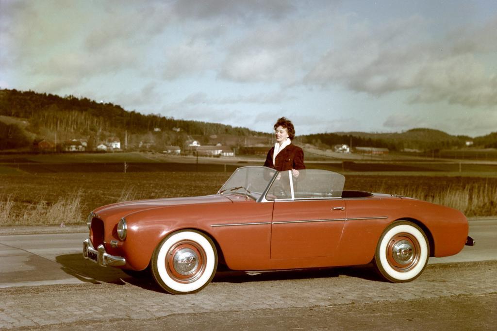 Volvo Sport P 1900 Prototyp 1956 und 1957