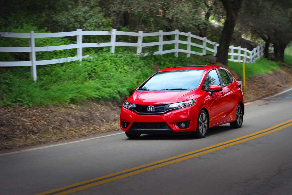 Vorab gefahren:  Honda Jazz - Auto ohne Eitelkeiten