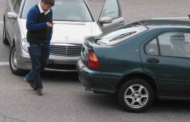 Vorsicht vor provozierten Unfällen
