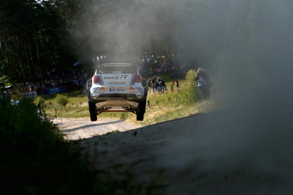 WRC 2014: Wieder ein Doppelsieg für VW