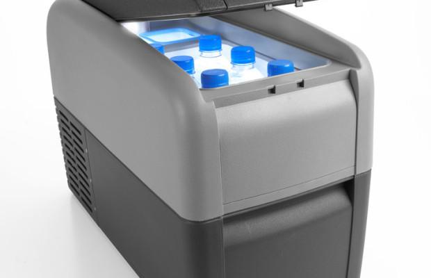 Waeco Cool-Freeze braucht wenig Platz