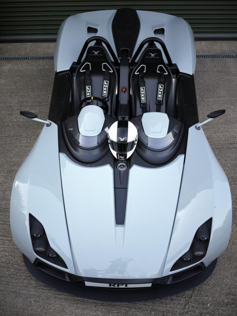 Wenn der RP1 im nächsten Jahr erhältlich sein wird, steht er in drei verschiedenen Motorisierungen zur Wahl.