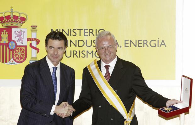 Winterkorn erhält spanischen Orden