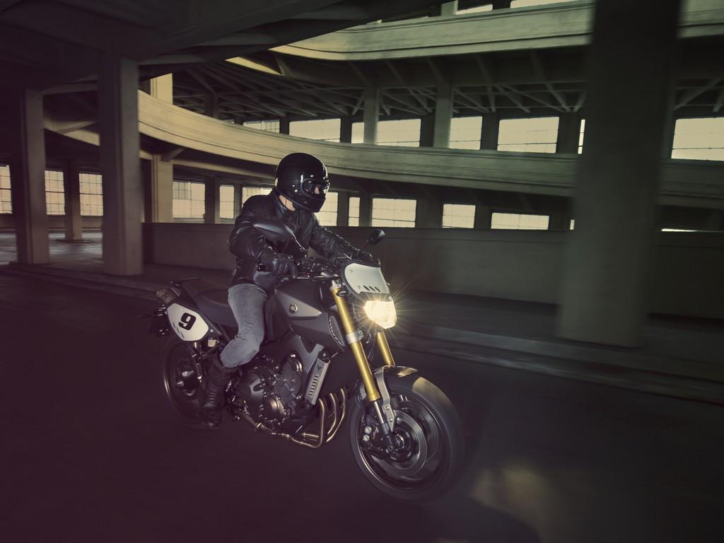 Yamaha MT-09 kommt als Street Tracker