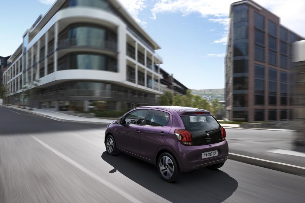 Zu einem Einstiegspreis von 8.890 Euro kommt im Sommer der Peugeot 108 zum Händler