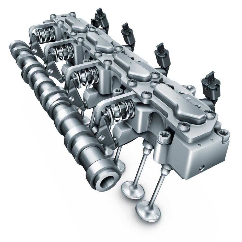 Zylinderabschaltung führt zum Benzin-Sparen