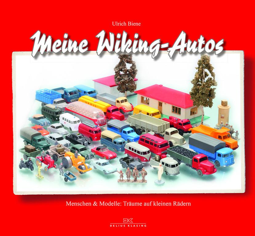 auto.de-Buchvorstellung: Meine Wiking-Autos