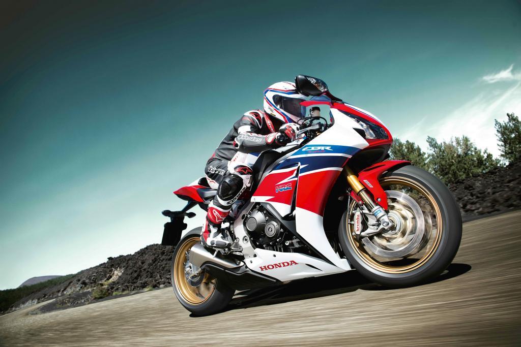 upersportler mit Manieren für die Straße, die neue Honda CB 1000 RR Fireblade SP
