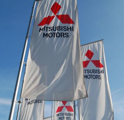 Mitsubishi steigert Produktion und Verkufe