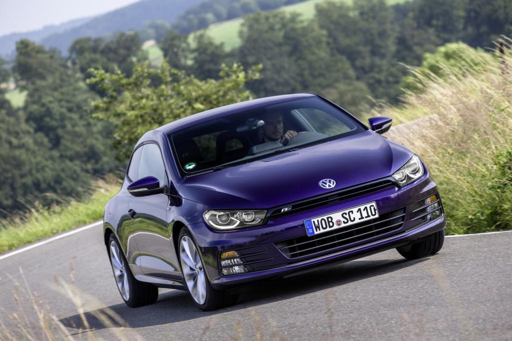Nach rund sechs Jahren bekommt der Volkswagen Scirocco ein moderates Facelift.