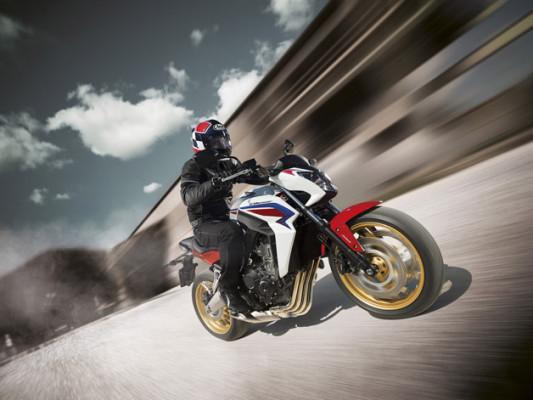 Übersicht Motorradhersteller: Honda CB650F