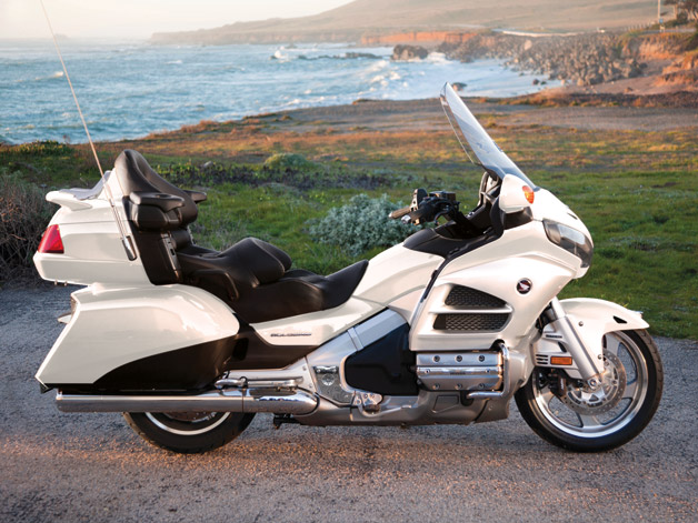 Übersicht Motorradhersteller: Honda Goldwing - Bild: Honda