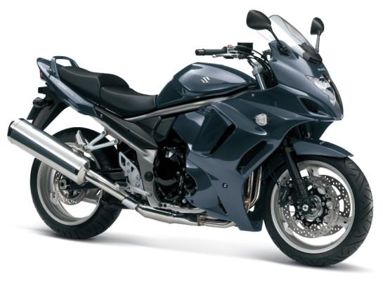 Übersicht Motorradhersteller: Suzuki GSX1250F ABS