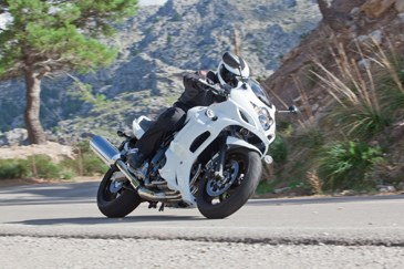 Übersicht Motorradhersteller: Suzuki GSX1250F ABS - Bild: Suzuki