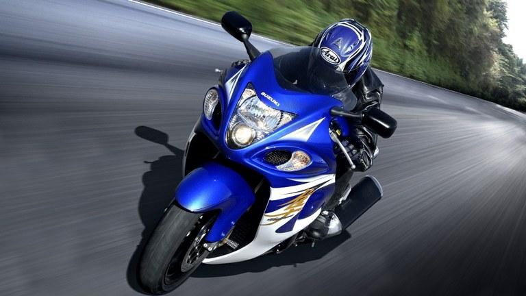 Übersicht Motorradhersteller: Suzuki Hayabusa 1300 ABS - Bild: Hersteller