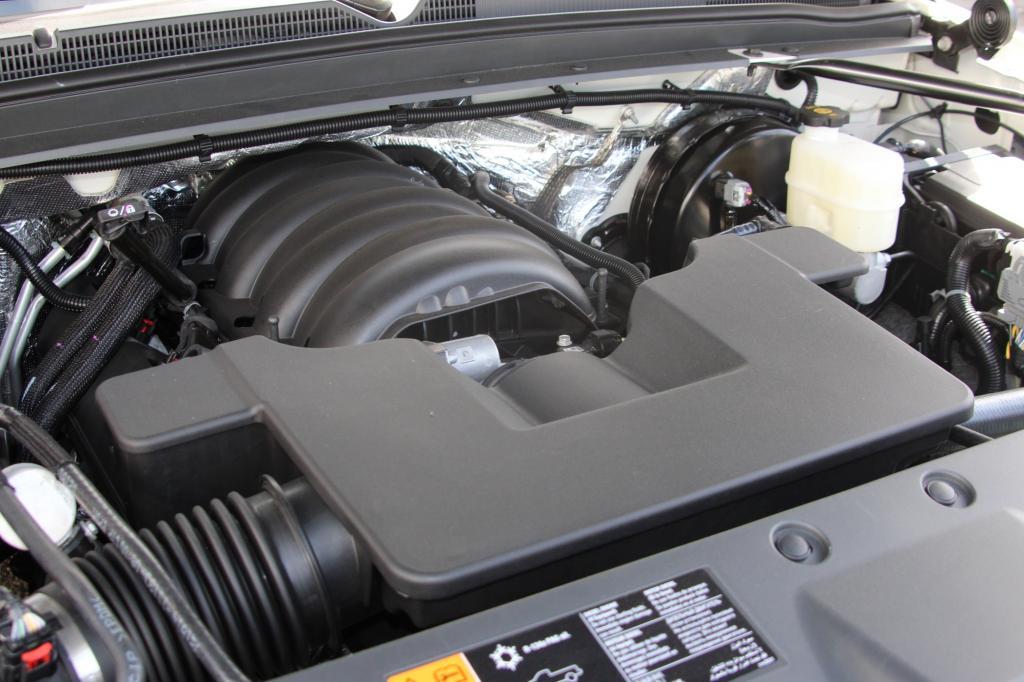 355 PS hat der 5,3- Liter große V8-Motor, der sanft unter der Haube säuselt.