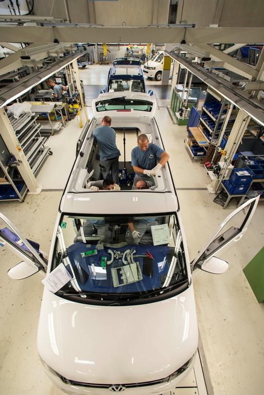 50 000 Mal California von Volkswagen