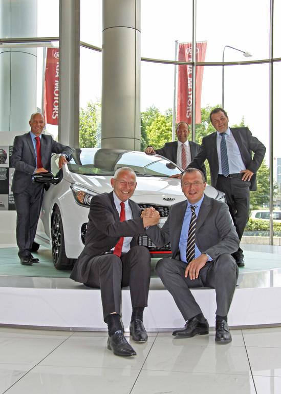 AVAG wird Kia-Händler in Bayern