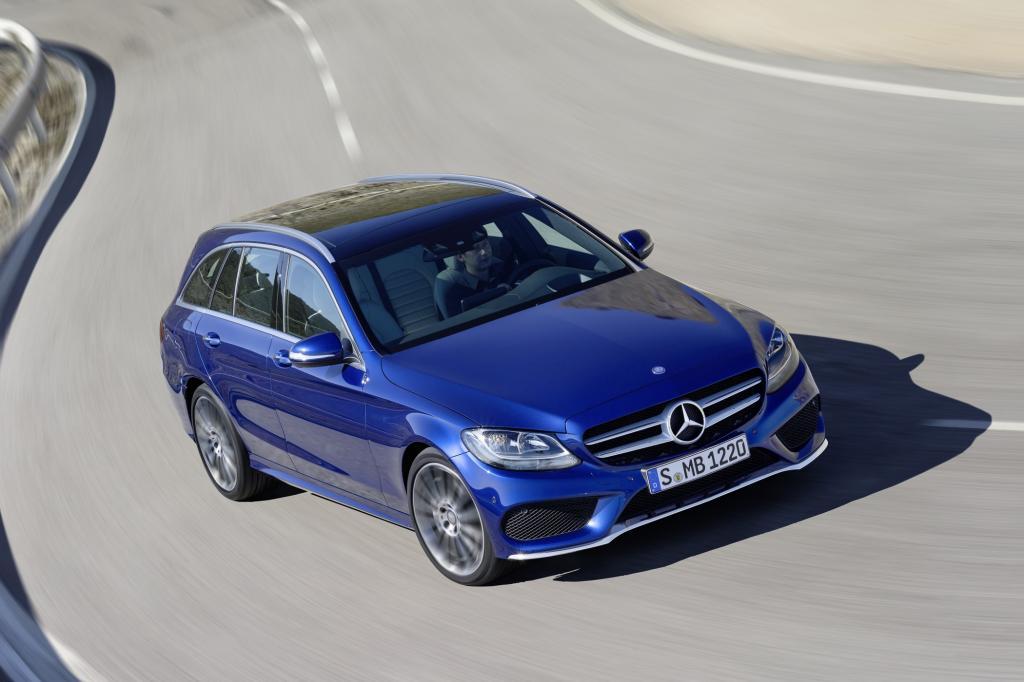 Ab dem 13. September rollt das neue C-Klasse T-Modell im ansprechend sportlichen Design in die Verkaufsräume der Mercedes-Händler.