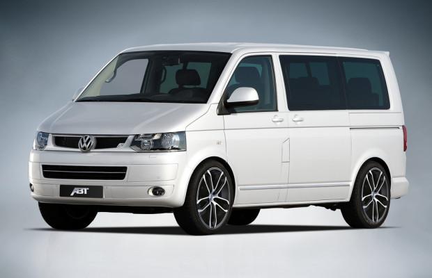 Aktionspaket von Abt für den VW T5