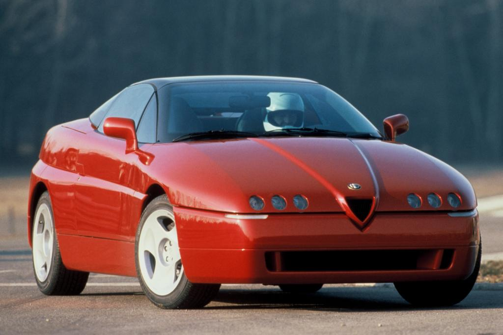 Alfa Romeo 164 Prototyp 1991