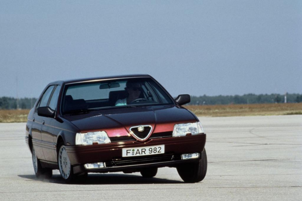 Alfa Romeo 164 V6 Turbo ab 1991