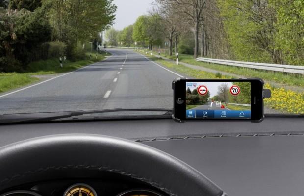 App fürs Auto - Verkehrszeichenerkennung per Handy