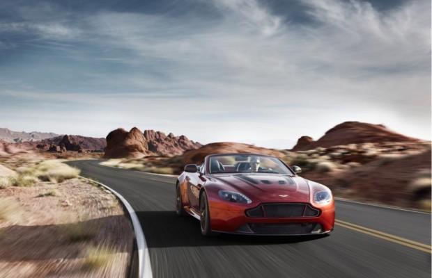 Aston Martin V12 Vantage S Roadster - Zwölf Zylinder mit noch mehr Power