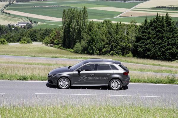 Audi A3 Sportback E-tron bestellbar