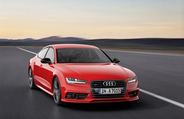 Audi A7 Sportback 3.0 TDI competition - Neues für die linke Spur