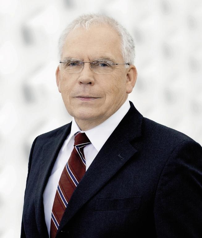 Audi-Entwicklungschef Professor Dr. Ulrich Hackenberg