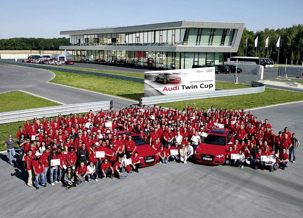 Audi-Twin-Cup: USA vor Deutschland und China