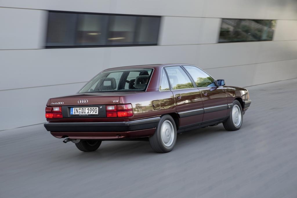 Audi hat das zuerst bei Fiat eingesetzte Konzept verfeinert