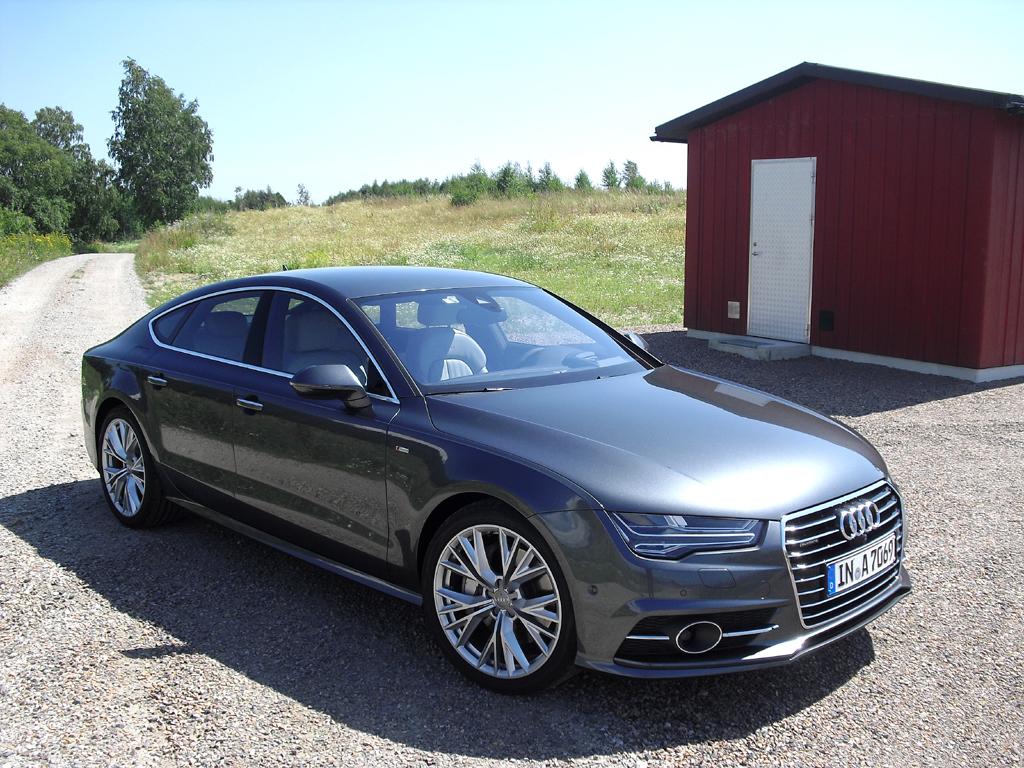 Audi hat den A7 Sportback umfassender überarbeitet.