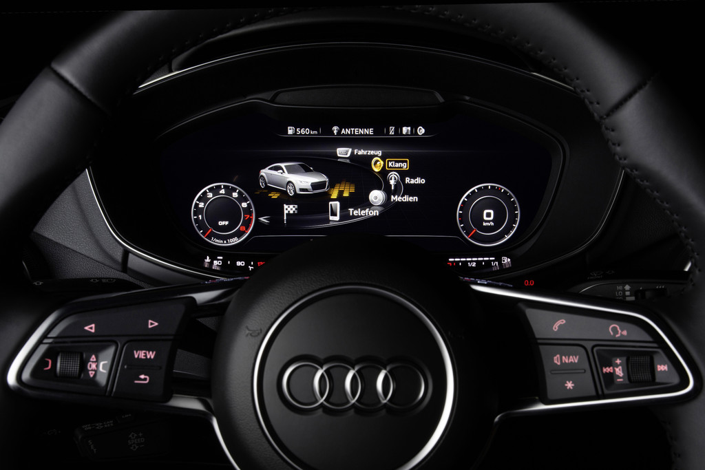 Audi verspricht neuartiges Klangerlebnis