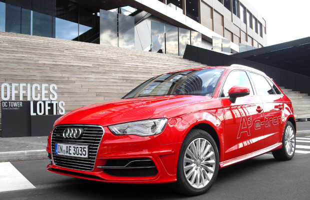 Audis erster Serien-Plug-in-Hybrid: Neuer A3 Sportback e-tron startet im November