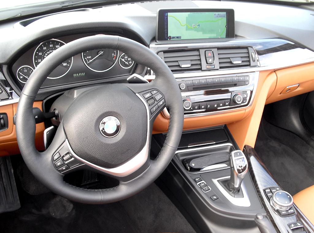 Auto im Alltag: BMW 4er-Cabrio 420d