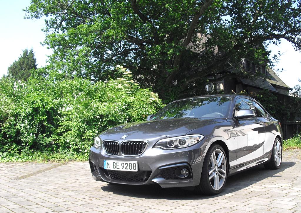 BMW 2er-Coupé: Mit dem Coupé haben die Münchner ihre neue 2er-Reihe gestartet.