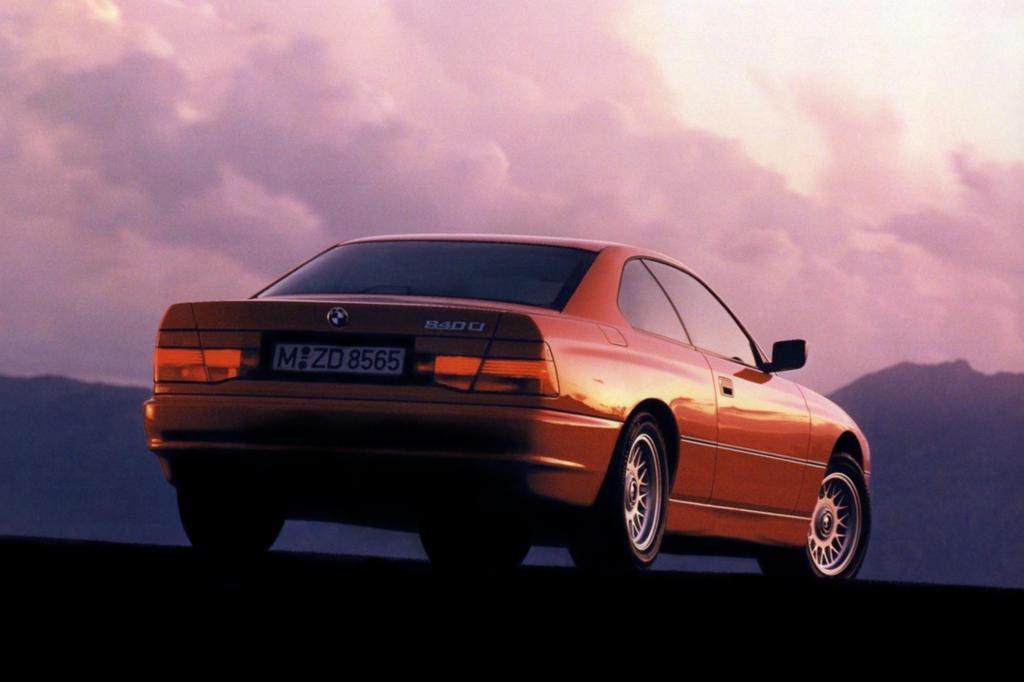 BMW 840 Ci 1994