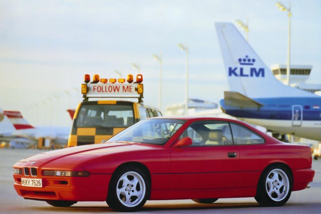 BMW 850 CSi ab 1992