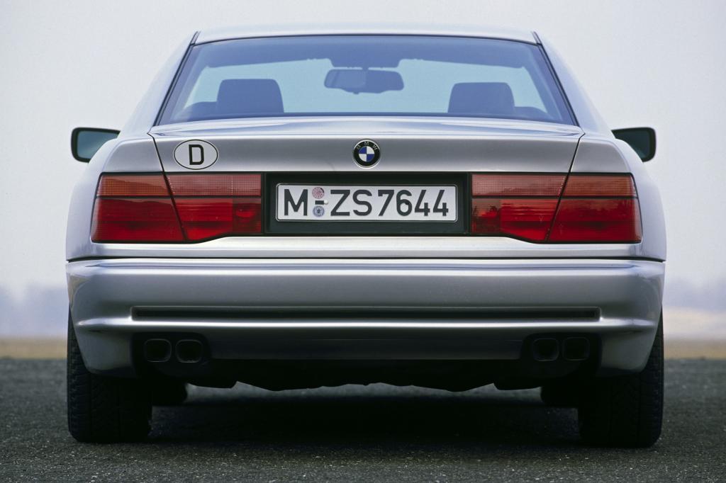 BMW 850i ab 1989