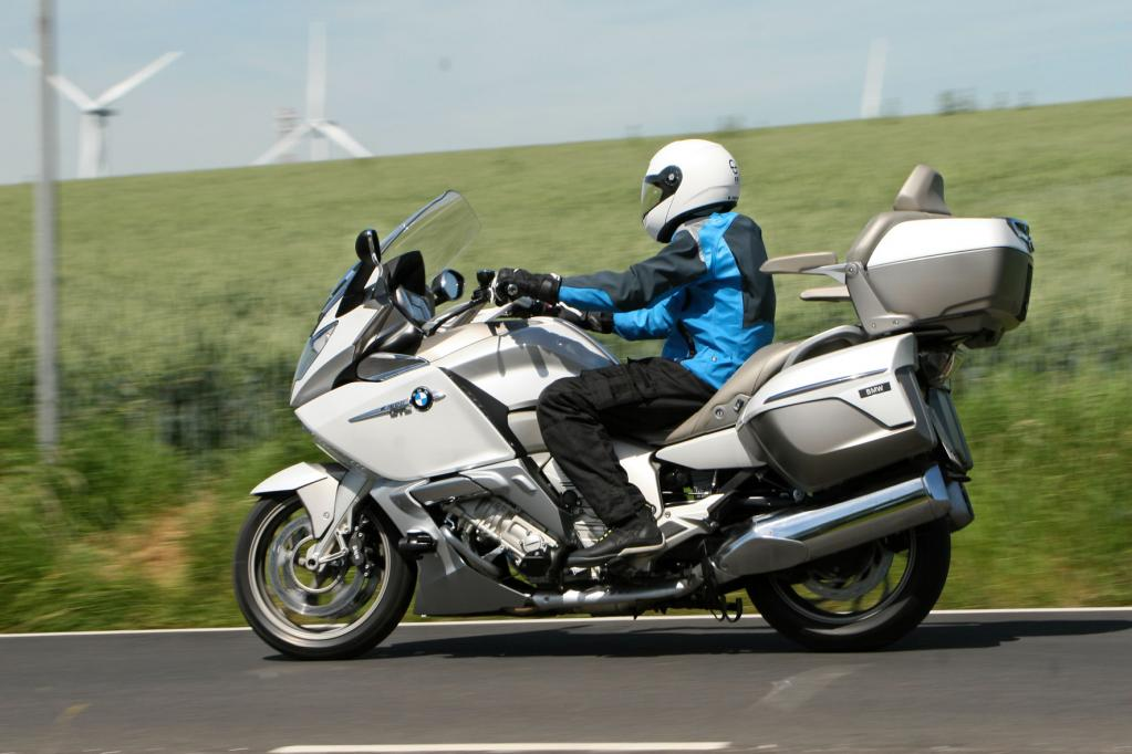 BMW K 1600 GTL Exclusive: Luxuriöses Traumschiff
