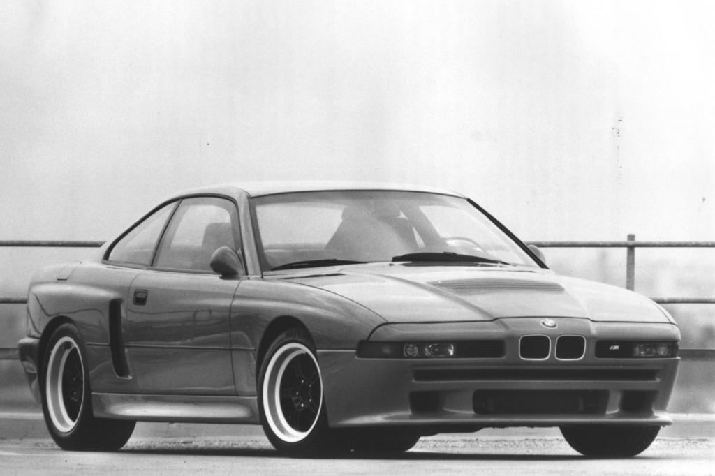 BMW Prototyp M8 Jahr 1991