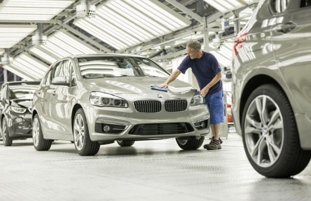 BMW-Werk Leipzig startet Serienproduktion des 2er Active Tourer