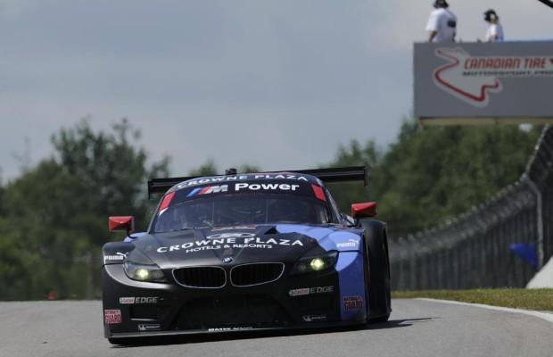 BMW Z4 für Indianapolis bereit