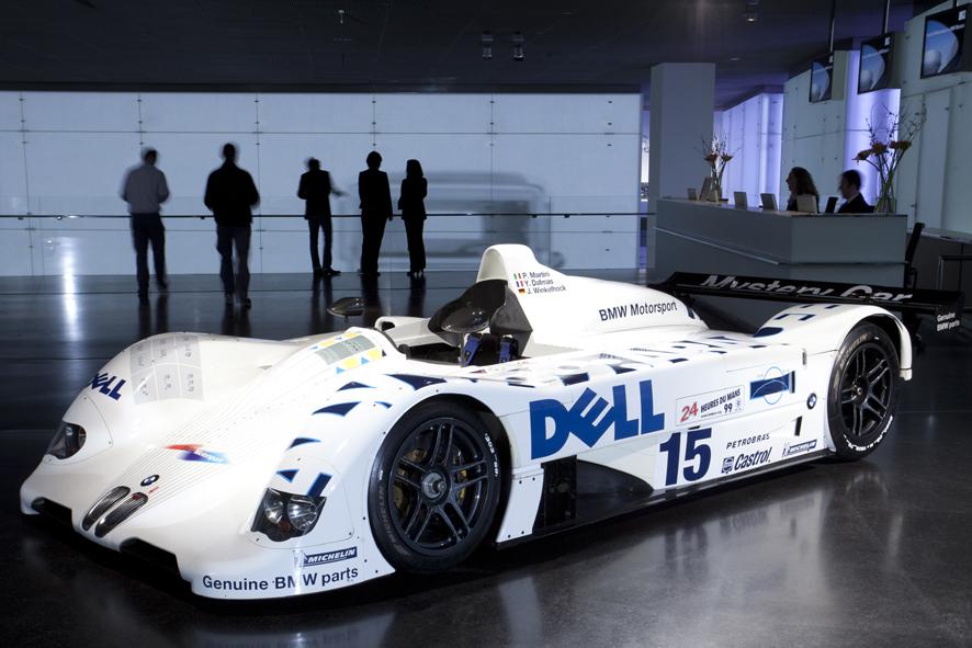 BMW: Zeitreise mit den Motorsport-Legenden