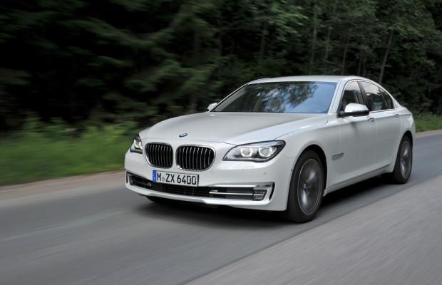 BMW schafft über eine Million Fahrzeuge