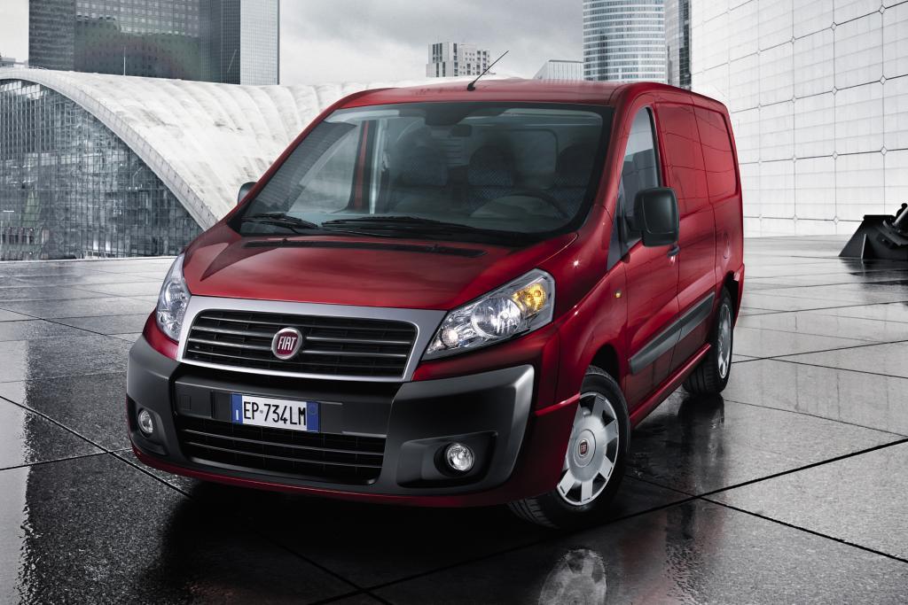 Bei dem angekündigten Modell dürfte es sich um den Nachfolger des Transporters Fiat Scudo handeln